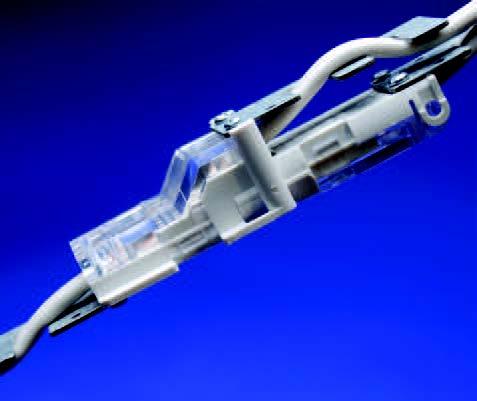 RCV CPGI-1116415-2 RomexTM Tap Splice Kit, 12-14 AWG, 2-Cond NM Cable w/grd, 1 kit / pack