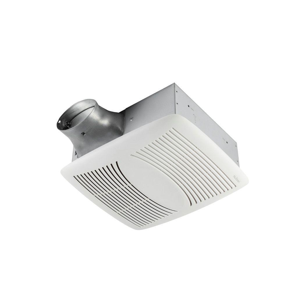 NUT EZ80N VENTILATION FAN. 80CFM 1.0 SONES ENERGY STAR QUALIFIED