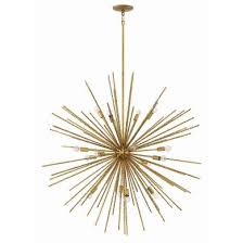 "HIN FR43015HBZ Tryst 12Lt Hammered Bronze Chandelier 30""W x 30""H 60W Candelabra lamp not included"