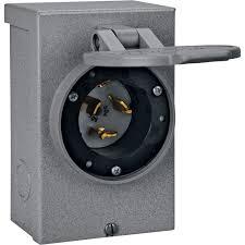 RELI PB50 NM 3R 50A POWER INLET BOX