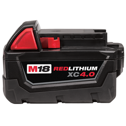 MIL 48-11-1840 M18 REDLITHIUM 4.0AH BATTERY PACK