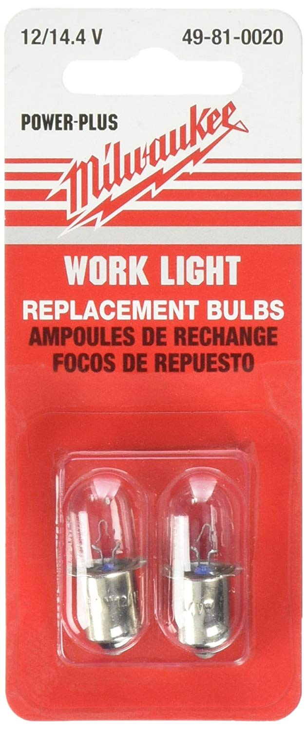 $MIL 49-81-0020 14.4V WORKLIGHT BULB
