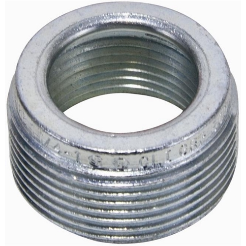 3/4X1/2 REDUCING BUSHING RB3/4X1/2 cs=50/500 AMFICO RB7550H OZG RB321C formerly: RB21H