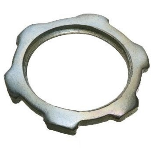 "AMFICO LN400 4"" Conduit Steel Locknut CS=25"