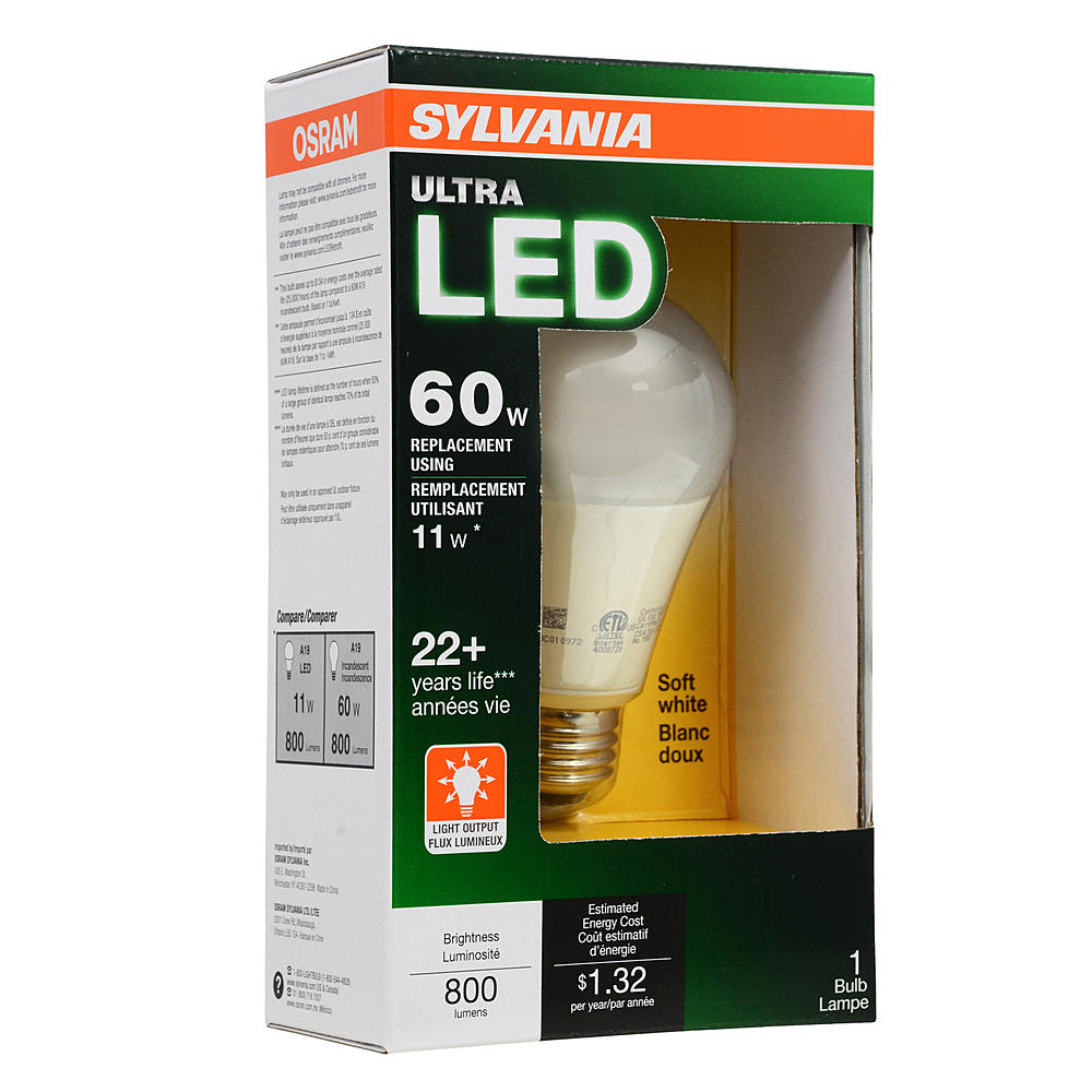 LED Lamps (Type A)