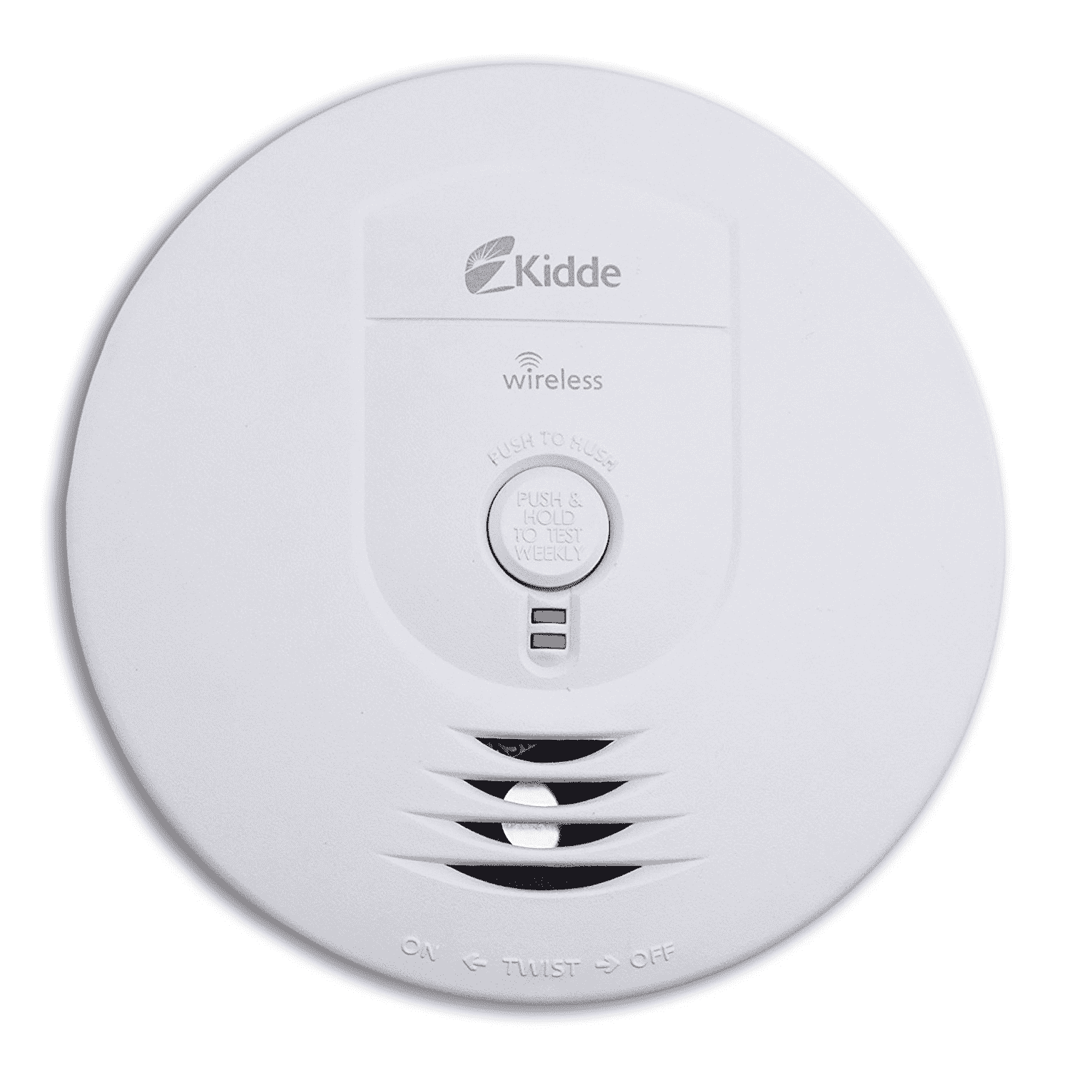 KID 0919-9999 9V DC Battery Operated Wireless Interconnect Smoke Alarm - RF-SM-DC cs=3