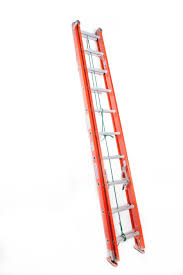 CLD 24FT FIBERGLASS EXTENSION LADDER MODEL #386124 CLD24FTFG