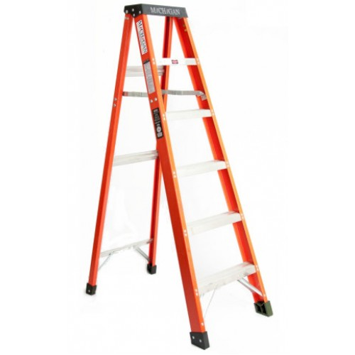 $CLD 10FT FIBERGLASS ADVENT TYPE 1A STEP LADDER CLD10FTFG MODEL 371510