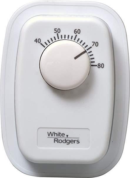 CHB 1G66-641 2-POLE T-STATüLINE VOLT / WHITE-RODGERSü40-80D 22AMP @ 120/208/240/277