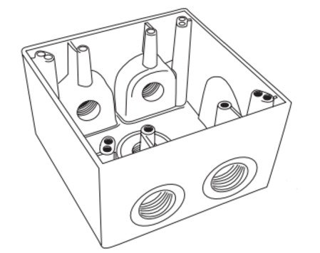 Fittings Boxes Fasteners Boxes Covers Enclosures Weather Proof
