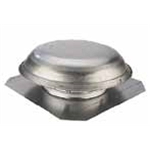 BUT VX2414AMWG Gray 1200CFM Roof Fan - Galvanized Steel Dome 2YEAR WARRANTY