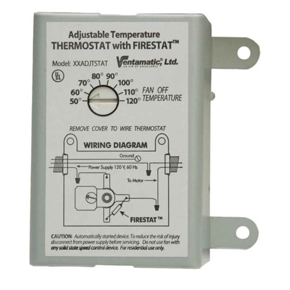 BUT XXFIRESTAT AUTO/AJA. THERMOSTAT #4
