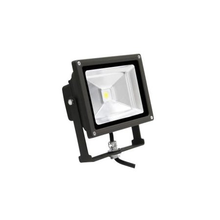 SKA FLS20U50B LED SMALL FLOOD - 19W, 1985LUMEN - 5000K - 210K HR RATED, BRONZE, NEMA