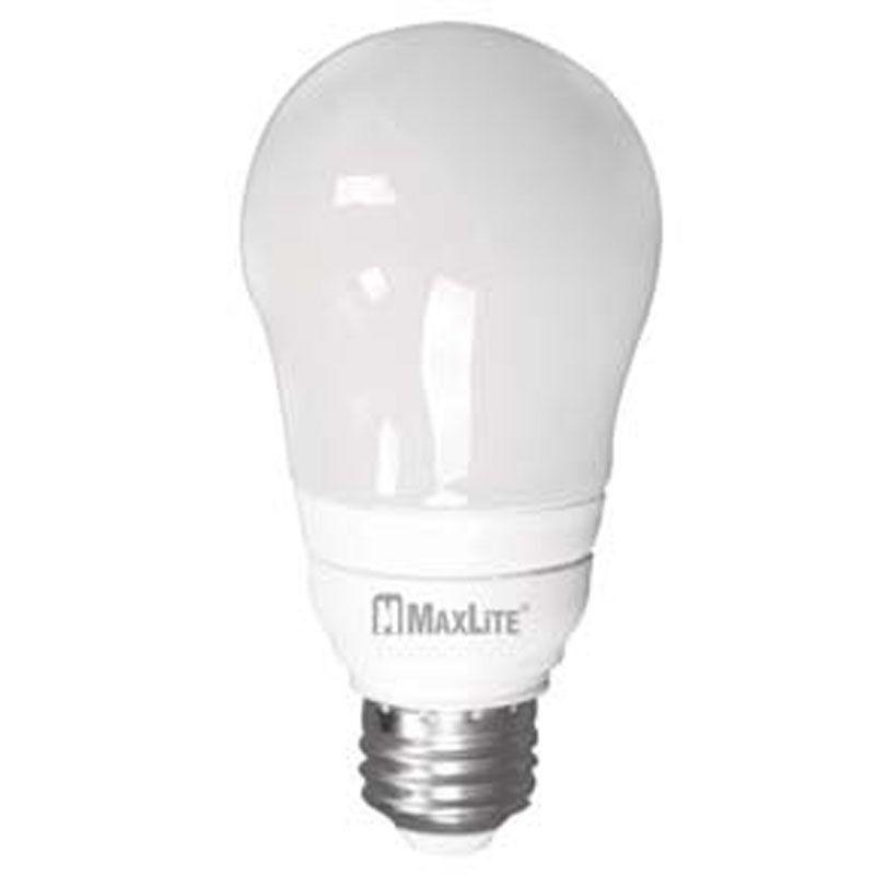 SKA HCB13WW6-107 13W A19 SHAPE COMP FLUOR LAMP 800 LUMENS 2700K 8K HRS (EQUIV: 60W) CS=12 71963 formerly: SKB14EAWW-133 77649