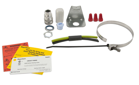 RCM FTC-P POWER CONNECTION KIT W/END SEAL & 3