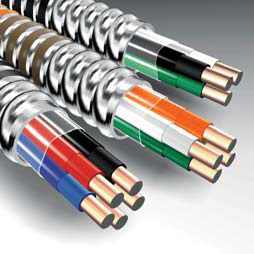 AL-12/3-BR/OR/GY-MCAP 1000'REEL WI12/3MCAPRBNOEGY SW# 55572802 ALL-PURPOSE HCF CABLE ALUM JKT