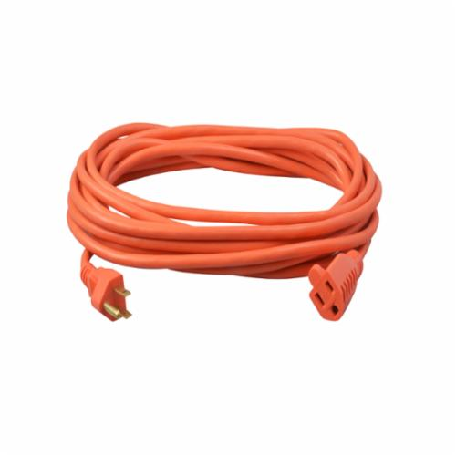 SW 2307SW8803 16/3 25' SJTW EXTENSION CORD ORANGE cs=12 Alt: 56-95-55-01