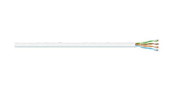 SW 972004601 23/4PR CAT6 RISER WHITE CMR 250MHZ CABLE - 1M PULL-BOX(ALT I99995-3B) formerly: SW 57789302