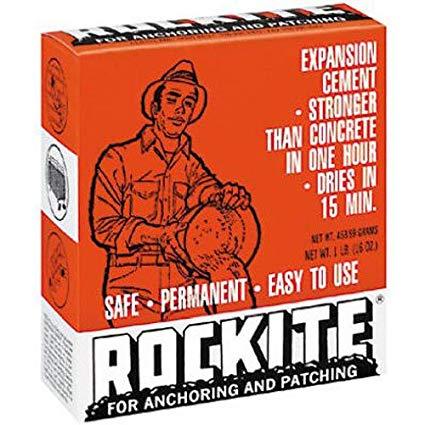 SCR 99-ROCKITE1LB ROCKITE C-CRETE PATCH1LB SCR99ROCKITEILB